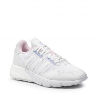 Buty adidas - Zx 1K Boost W H02939 Cloud White/Cloud White/Violet Tone