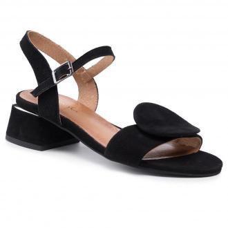 Sandały MACIEJKA - 5198A-01/00-5 Czarny