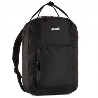 Plecak SPRANDI - BSP-S-102-10-04 Black