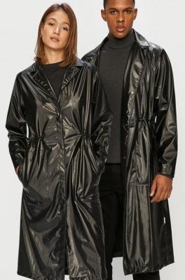 Rains - Kurtka przeciwdeszczowa String Overcoat