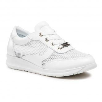 Sneakersy BADURA - 6592-69-1105 Biały