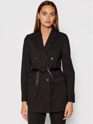 Calvin Klein Żakiet Milano K20K202856 Czarny Regular Fit