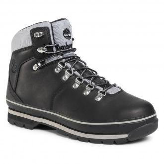 Trapery TIMBERLAND - Euro Hiker TB0A2EN5015 Black Full Grain