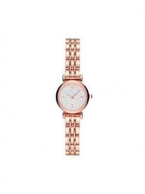 Emporio Armani Zegarek Gianni T-Bar AR11266 Złoty