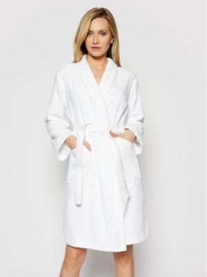Kenzo Szlafrok Iconic Biały