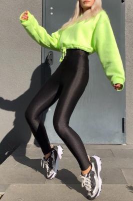 Damskie legginsy BESIE BLACK