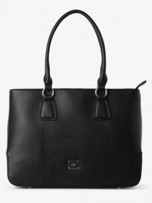 L.Credi - Damska torba shopper – Heidrun, czarny