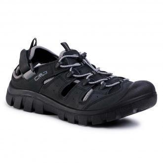 Sandały CMP - Avior Hiking Sandal 39Q9657 Nero U901