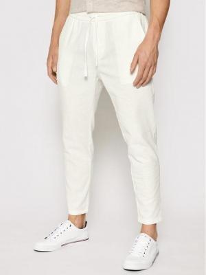 Only & Sons Spodnie materiałowe Linus 22019789 Biały Regular Fit