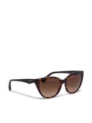 Emporio Armani Okulary przeciwsłoneczne 0EA4162 587913 Brązowy