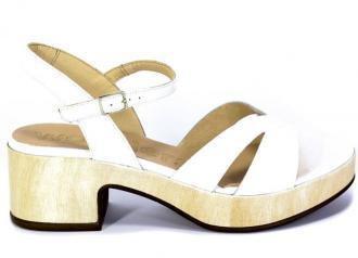 Sandały Wonders D-8810 Lack