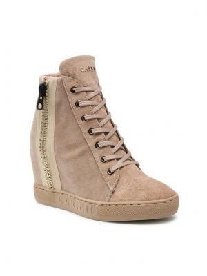 Carinii Sneakersy B5714 Brązowy