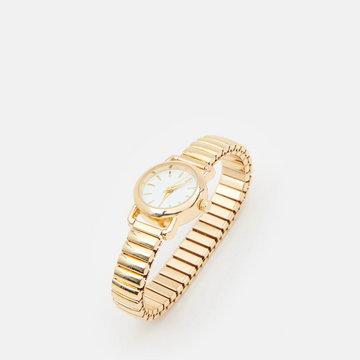 Sinsay - Zegarek - Złoty