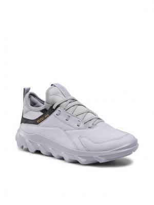 ECCO Sneakersy Mx W Low 82018301177 Szary