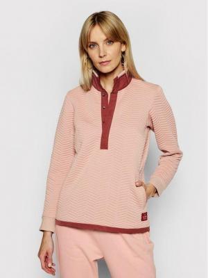 Helly Hansen Bluza techniczna Lillo 63037 Różowy Regular Fit