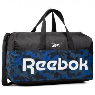 Torba Reebok - Act Core Gr M Grip Vecnav GM5896 Czarny