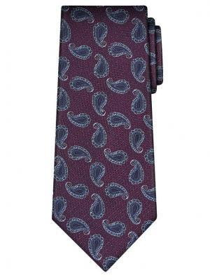 Vistula Krawat Nantic XY0555 Bordowy