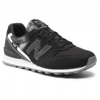 Sneakersy NEW BALANCE - WL996FPB Czarny