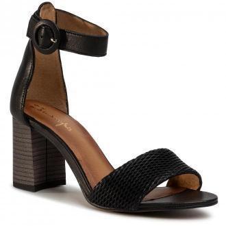 Sandały MACIEJKA - 04235-01/00-5 Czarny