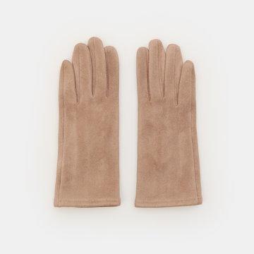 Sinsay - Rękawiczki - Beżowy