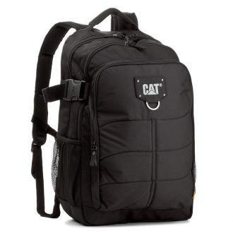 Plecak CATERPILLAR - Backpack Extended 83 436-01  Czarny