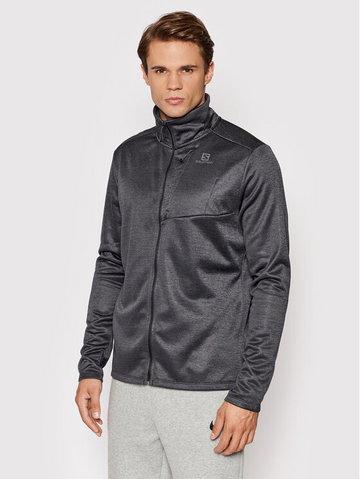 Bluza techniczna Essential Lightwarm LC1676000 Szary Regular Fit