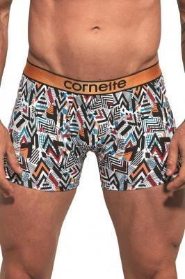 Cornette High Emotion 508/100 Majtki bokserki, grafit