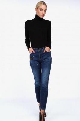 Spodnie jeansowe typu boyfriend RR70930