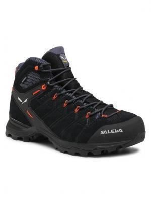 Salewa Trekkingi Ms Alp Mate Mid Wp 61384-0996 Czarny