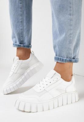 Białe Sneakersy Peisis