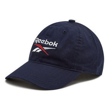 Czapka z daszkiem Reebok - Active Foundation Badge GM6037  Vactor Navy