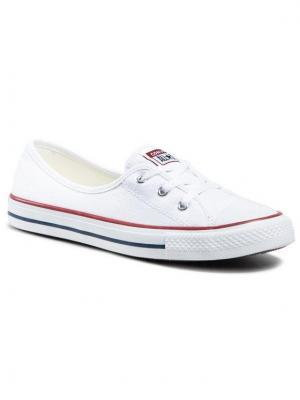 Converse Trampki Ctas Ballet Lace Slip 566774C Biały