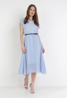 Niebieska Sukienka Naitea