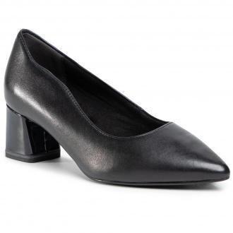 Półbuty TAMARIS - 1-22419-25 Black Leather 003