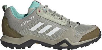 adidas TERREX AX3 Hiking Shoes Men, szary UK 9,5   EU 44 2021 Buty turystyczne