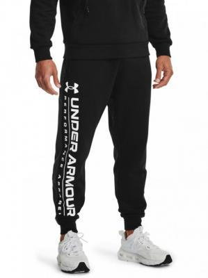 Męskie spodnie treningowe UNDER ARMOUR Rival Fleece MAX Jogger