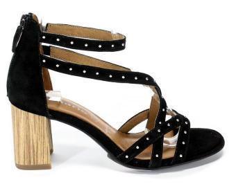 Sandały Tamaris 1-28357-22 001 Black