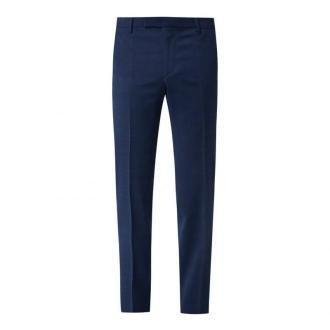 Spodnie do garnituru o kroju modern fit z dodatkiem streczu model 'Rich' — 'Futureflex'