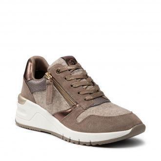 Sneakersy TAMARIS - 1-23702-27 Pepper Flt Com 355