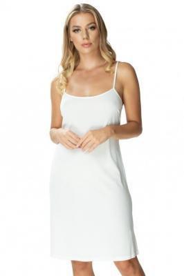 Mewa Erika 6277 Halka pod sukienkę, biały