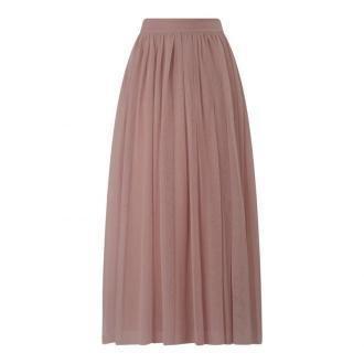Długa spódnica z tiulu model 'Mariko'