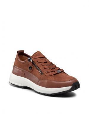 Caprice Sneakersy 9-23705-27 Brązowy