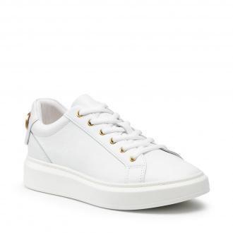 Sneakersy TWINSET - Sneaker 212TCP140  Bianco Ottico 00001