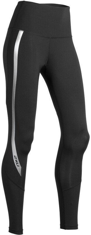 2XU Hi-Rise Spodnie kompresyjne Kobiety, czarny ST 2021 Legginsy do biegania
