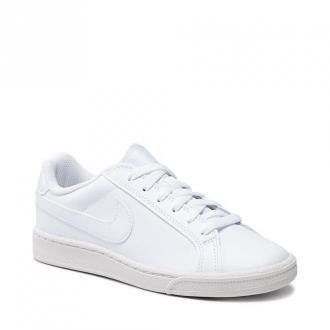 Buty NIKE - Court Majestic 454256118 White/White/Wolf Grey