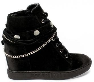 Sneakersy Carinii B4906-H20-000-000-B88 Czarny