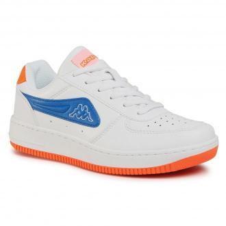 Sneakersy KAPPA - Bash Pc 242783PC White/Blue 1060