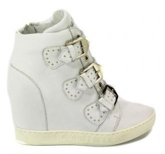 Sneakersy Carinii B4387-G34-000-000-B88 Biały