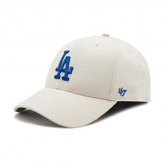 Czapka z daszkiem 47 BRAND - Los Angeles Dodgers B-MVP12WBV-BN Bone
