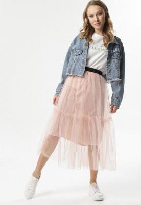 Różowa Spódnica Duoflame